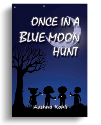 Once in aBlue moon